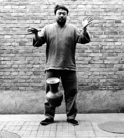 Oh wei, Ai Weiwei