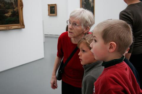 Museumstag im Kunsthaus Aarau