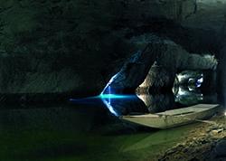 Sous-sol sur l'eau – Lac Souterrain