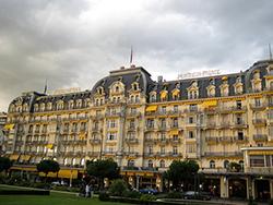 Brunchparadies Le Montreux Palace